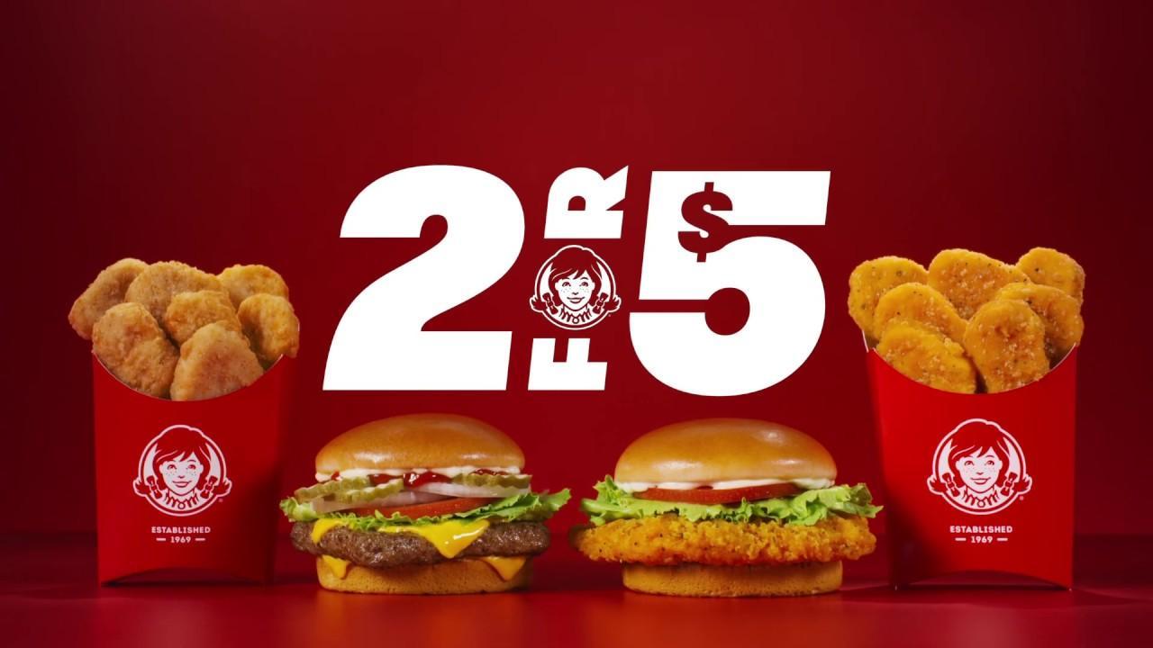 Meal Deals Wendy S